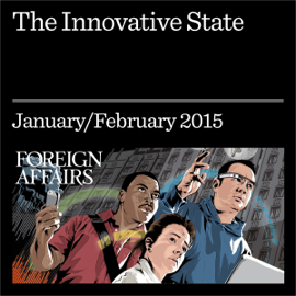 The Innovative State: Governments Should Make Markets, Not Just Fix Them (Unabridged) audiobook
