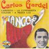 Carlos Gardel - Mano A Mano  arte