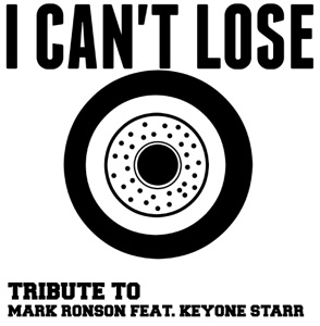 Starstruck Backing Tracks - I Can't Lose (In the Style of Mark Ronson Feat. Keyone Starr)