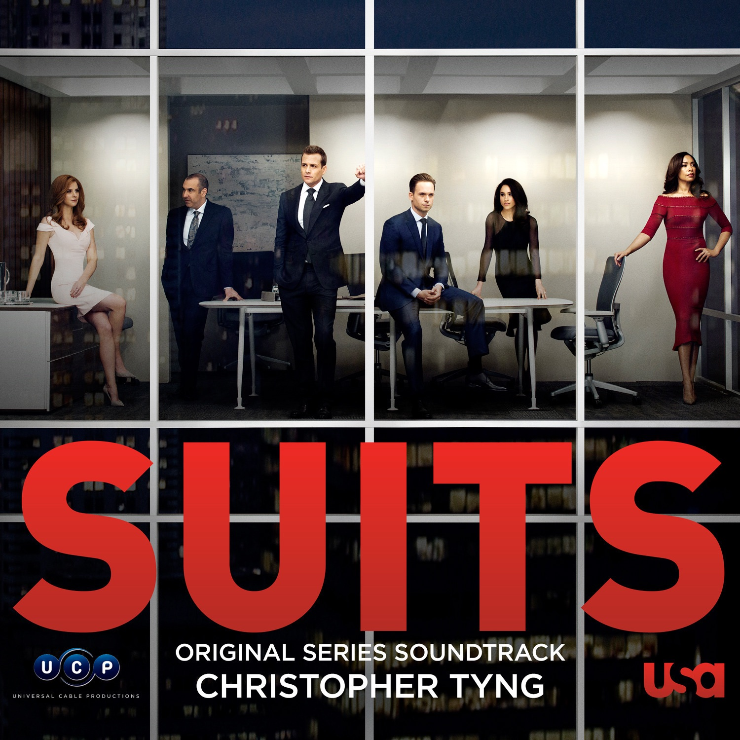 Opening Song Indonesian Vers Cover By: Suits Soundtrack - Complete Song List