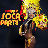 Various Artists - Summer Soca Party: Top Soca Hits 2015 artwork