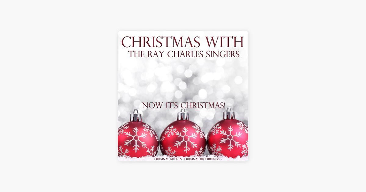 Ray Charles Christmas.Christmas With The Ray Charles Singers By The Ray Charles Singers