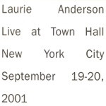 Live At Town Hall In New York City