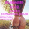 Summer 2015 Dance Commercial House Songs Top Hits New Best Music (Radio Edit Mix), Various Artists