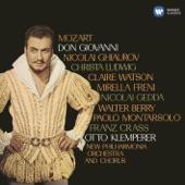 Nicolai Gedda/New Philharmonia Orchestra/Otto Klemperer - Don Giovanni K527, Atto Secondo, Scena seconda: Aria: Il mio tesoro (Don Ottavio)