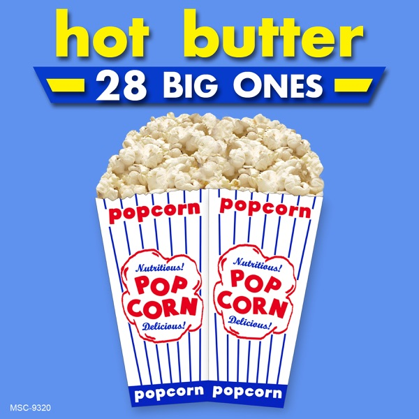 Popcorn by Hot Butter on Mearns FM