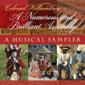The Colonial Williamsburg Fifes and Drums - Irish Walking Tunes: Paddy Wack / Irish Widow / The Sheep Shearers / William Glen / Sir Roger De Coverly / Andrew Cary / I'll Towzel Your Kurchey