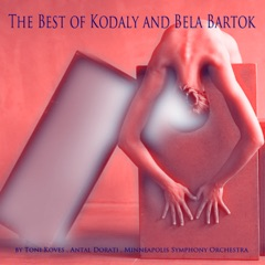 The Best of Kodály and Bartók