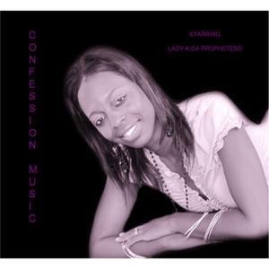 Lady-K da Prophetess - God Like You feat. At Eez