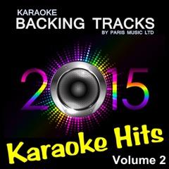 Karaoke Hits 2015, Vol. 2