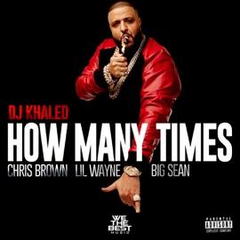 How Many Times Feat Chris Brown Lil Wayne Big Sean