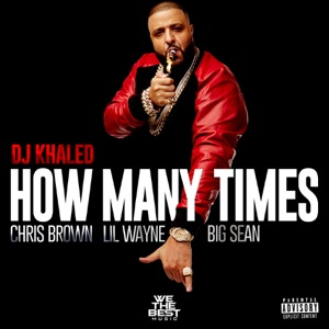 DJ Khaled - How Many Times feat. Chris Brown, Lil Wayne, & Big Sean