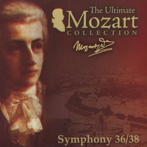 """Südwestfunk Symphony Orchestra Baden-Baden & Ernest Bour - Symphony No. 36 in C Major, K. 425 """"Linz"""": II. Adante con moto"""