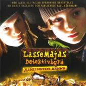 LasseMajas detektivbyrå - Kameleontens hämnd