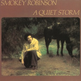 A Quiet Storm By Smokey Robinson On Apple Music