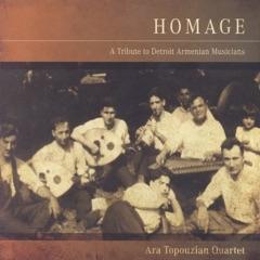 Homage: A Tribute to Detroit Armenian Musicians