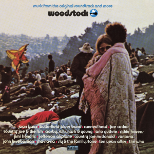 Woodstock: Music from the Original Soundtrack and More, Vol. 1 - Various Artists
