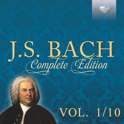 J.S. Bach: Complete Edition, Vol. 1/10 - Various Artists album