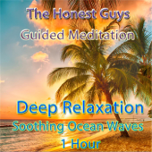 Guided Meditation. Deep Relaxation. Soothing Ocean Waves