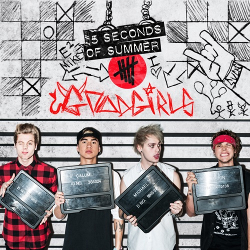5 Seconds of Summer - Good Girls - EP