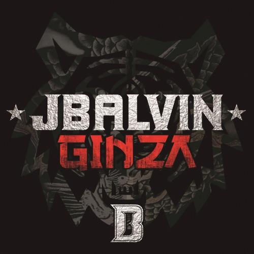 J Balvin - Ginza - Single