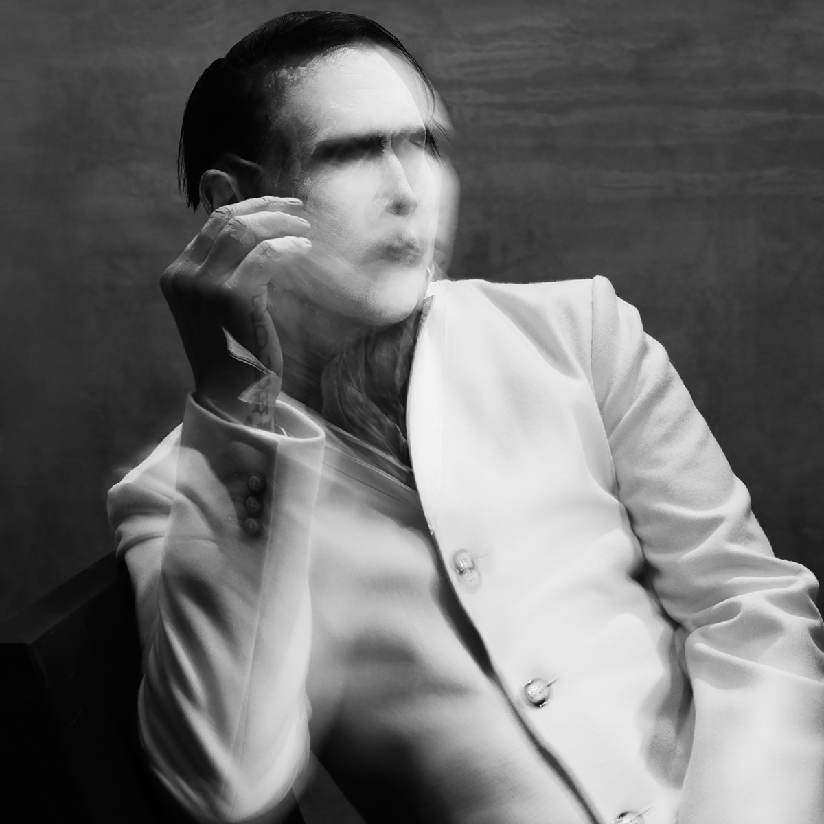 THE PALE EMPEROR Deluxe Edition Marilyn Manson CD cover