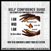 Chris Adkins - The Ultimate Self Confidence and Self Esteem Guide: How to Be Confident and Boost Your Self Esteem, Improve Self Confidence, Overcome Shyness and Self-Doubt, And Live Life to the Fullest! (Unabridged) artwork