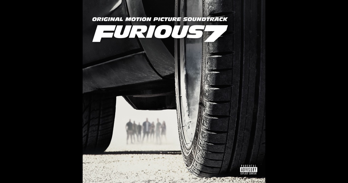 Furious 7 original motion picture soundtrack by various artists on