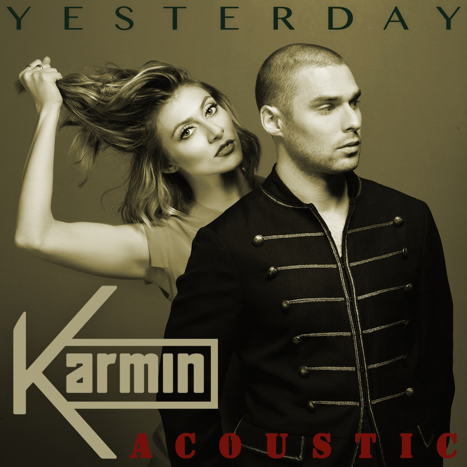 Yesterday (Acoustic) - Single