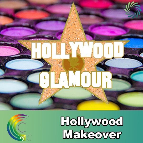 Hollywood Glamour Makeup