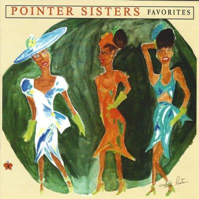 Favorites - Pointer Sisters