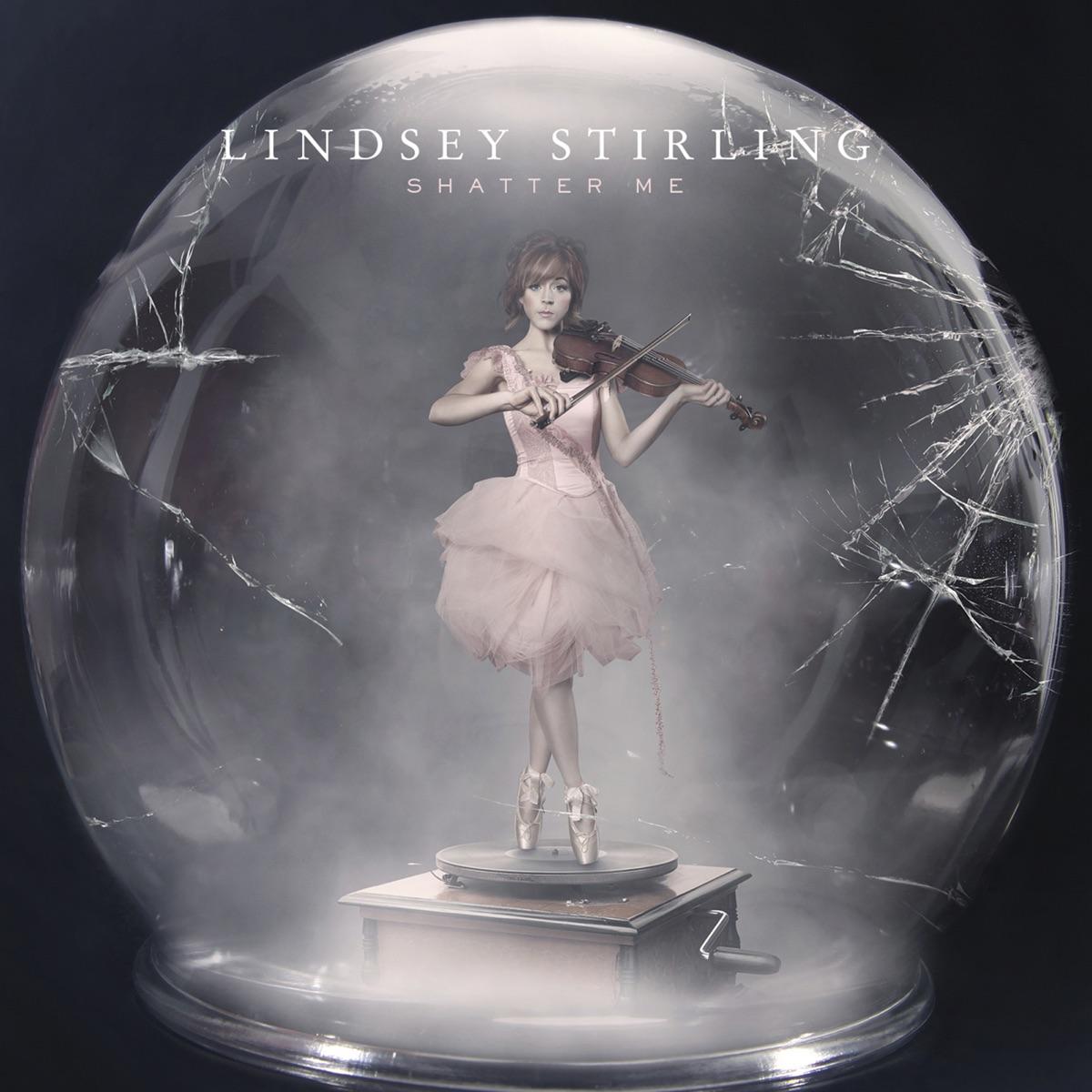 Shatter Me Lindsey Stirling CD cover