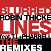 Blurred Lines (The Remixes) [feat. T.I. & Pharrell Williams] - Single