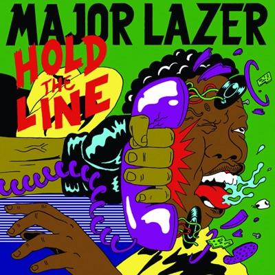 Hold the Line (feat. Mr. Lex & Santigold) [Radio Edit] - Single - Major Lazer