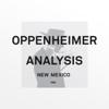 New Mexico - Oppenheimer Analysis