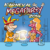 Karneval Megaparty 2014