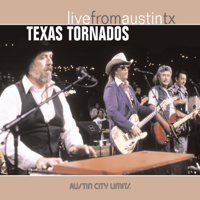 Texas Tornados - Live from Austin, TX: Texas Tornados artwork