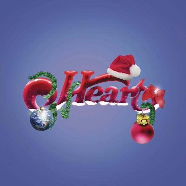 Heart Christmas Single 2013 - Single