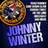 American Anthology: Johnny Winter ジャケット写真