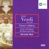 Verdi - Opera Choruses, Coro del Teatro alla Scala di Milano, Dolora Zajick, Mirella Freni, Orchestra Del Teatro Alla Scala Di Milan & Riccardo Muti