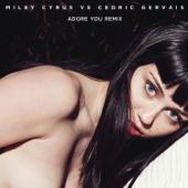 Adore You (Remix) - Miley Cyrus & Cedric Gervais