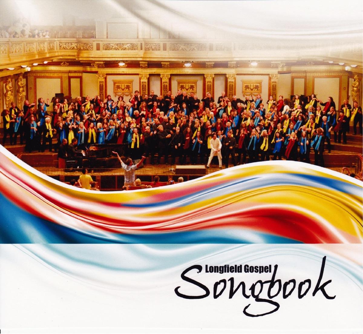 Songbook Longfield Gospel CD cover