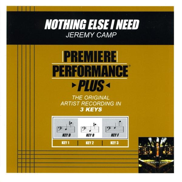 Premiere Performance Plus: Nothing Else I Need - EP
