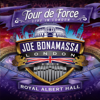 Joe Bonamassa - Tour de Force: Live In London - Royal Albert Hall  artwork