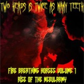 Two Heads Is Twice as Many Teeth - Pink Penguin