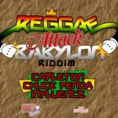 Reggae Attack Babylon Riddim - Single