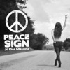 Peace Sign Single