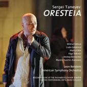 Taneyev: Oresteia