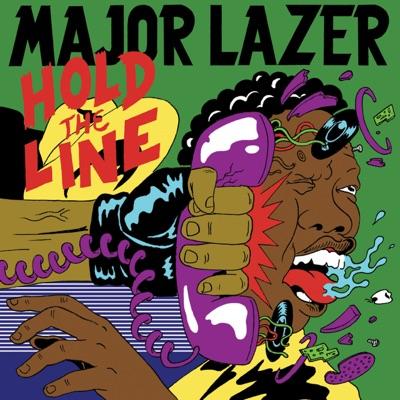 Hold the Line (feat. Mr. Lex & Santigold) - Single - Major Lazer