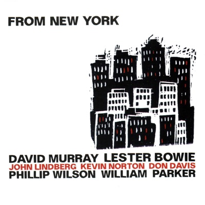 Jazzwerkstatt, New York Box, Vol. 1 - Lester Bowie